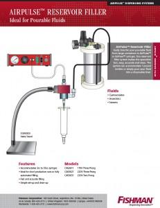 CA Syringe Filling System