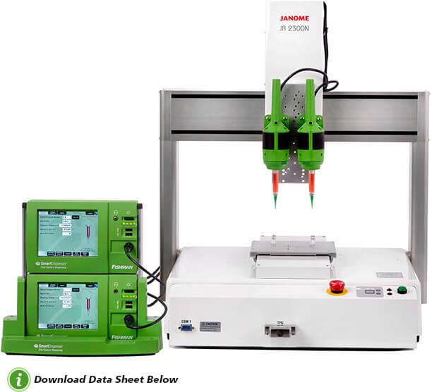 SmartDispenser® Benchtop Automation
