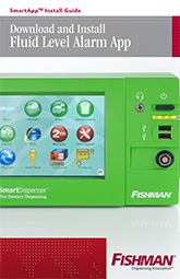 Fluid Level Alarm App Manual